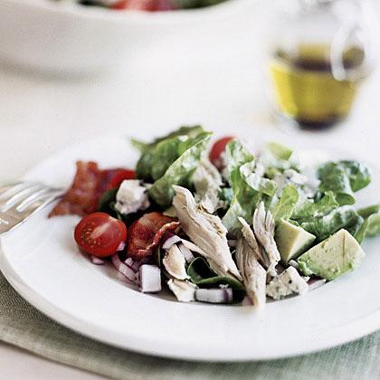 Cobb Salad with Balsamic Vinaigrette