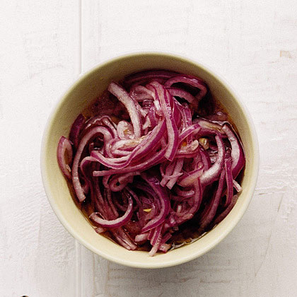 Sweet Red Onion Relish Recipe