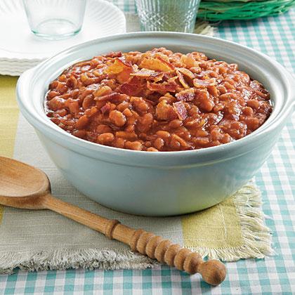 Grandma Dumeney's Baked Beans