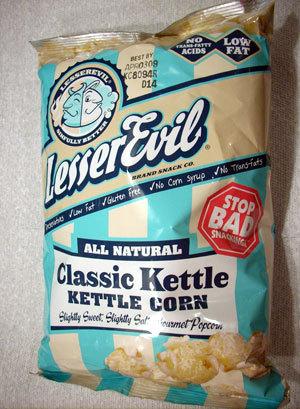 """Lesser Evil"" Popcorn"