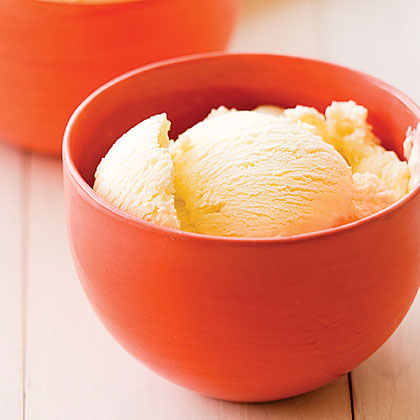 Sweet Corn Ice Cream Recipe | MyRecipes