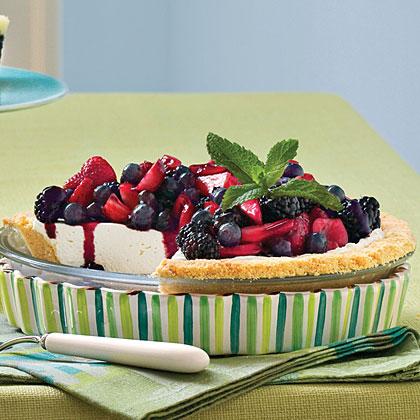 Icebox Cheesecake Recipe