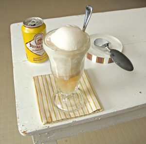 A Grown-up Twist on the Root Beer Float