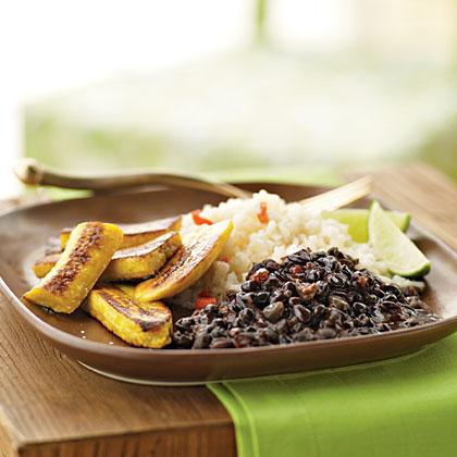 Simple Black Beans (Caraotas Negras)