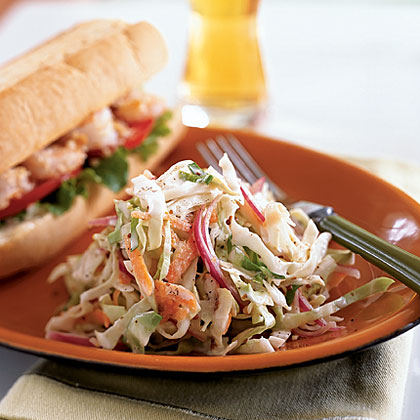 cole slaw recipe light and tangy coleslaw this light and tangy slaw ...