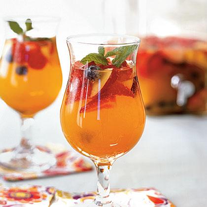 Sparkling sangria recipe myrecipes for Cava sangria