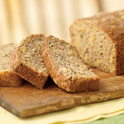 Zucchini-Pineapple Quick Bread