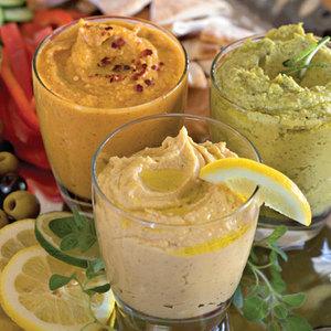 Our Favorite Hummus