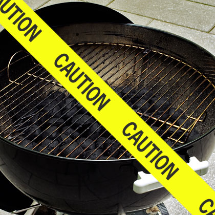 Can Your Grill Kill You?