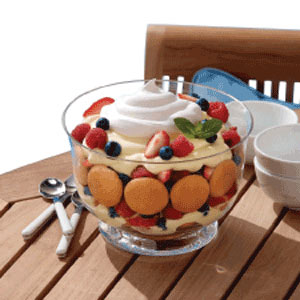 Lemon-Berry Trifle