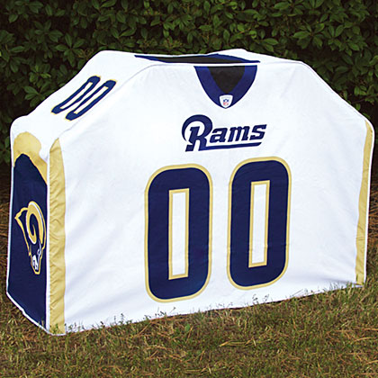 Team Spirit Grill Cover