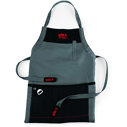Barbecue Apron with Bottle Opener