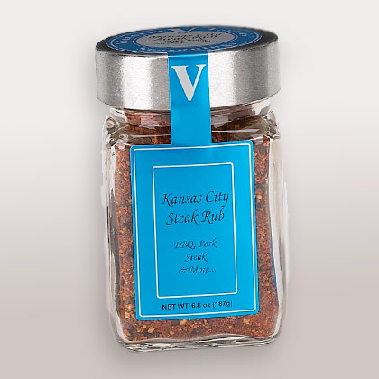 Victoria Taylor's: Kansas City Steak Rub