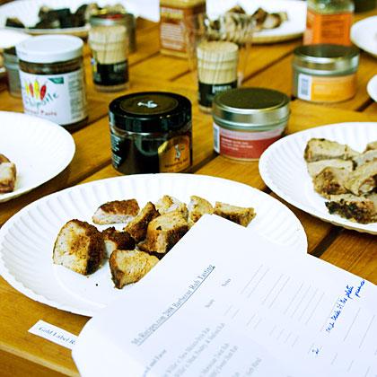 Editors' Picks: Gourmet Barbecue Rubs
