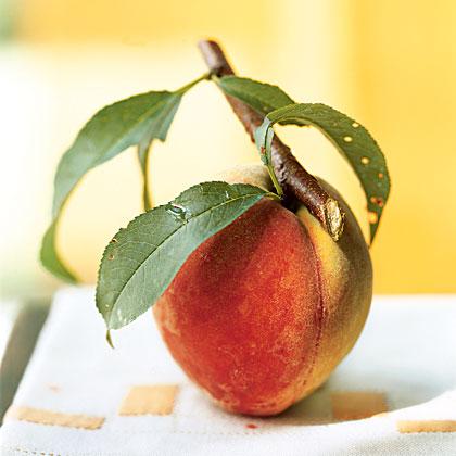 7 Ways With Fresh Peaches
