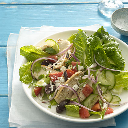 greek-chicken-salad Recipe