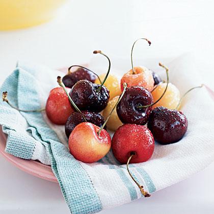 7 Ways With Cherries
