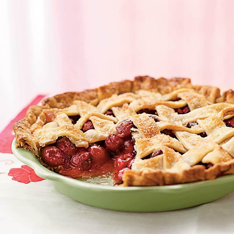 Fresh Cherry Pie Recipe