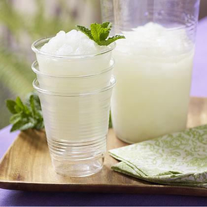 Frozen Mint Margaritas
