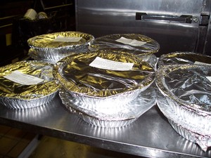 Casseroles for a Cause