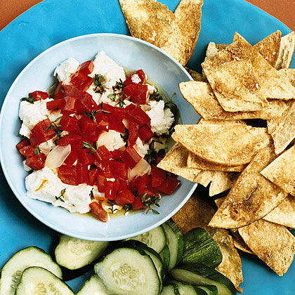 Warm Feta Spread