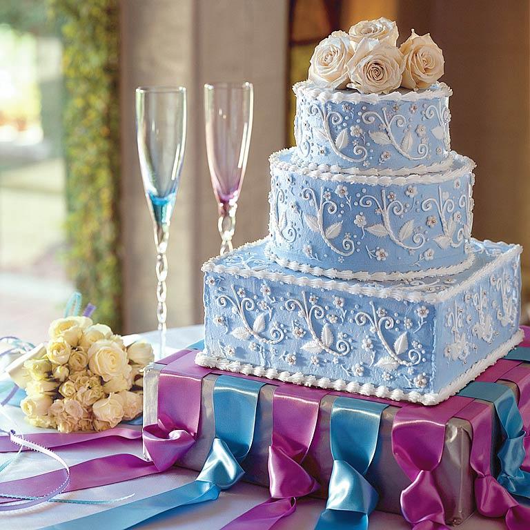 Amaretto Cream Wedding CakeRecipe
