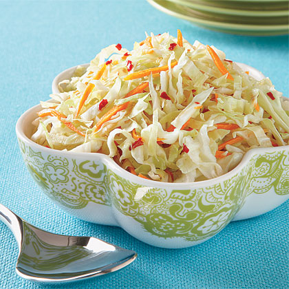 Spicy Cabbage Salad