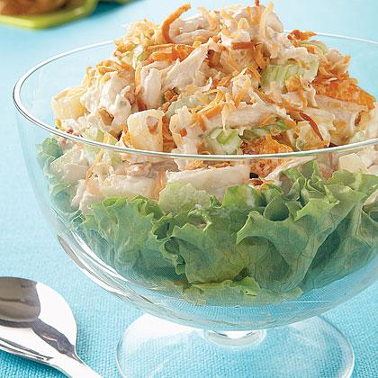 Fruity Chicken SaladRecipe