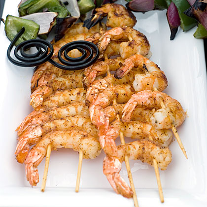 Seafood Grilling Guide