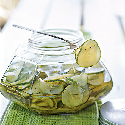 Bread-and-Butter PicklesRecipe