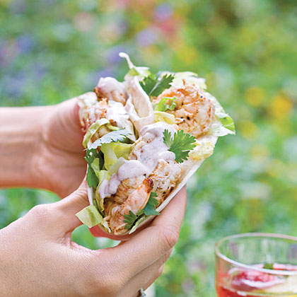Citrus Shrimp Tacos Recipe