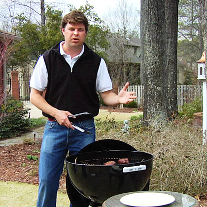 How to Grill Tenderloin