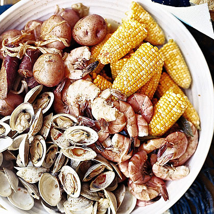One-Pot Clambake Recipe | MyRecipes