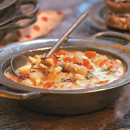White Chicken Stew BrewRecipe
