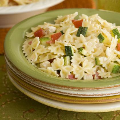 Piccolini Mini Farfalle & Zucchini, Chicken, & Tomato Recipe ...