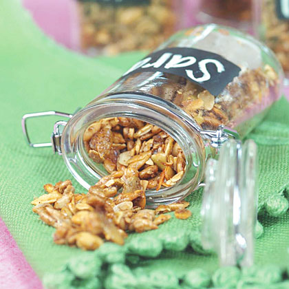 Santa Fe Snack Seeds Recipe
