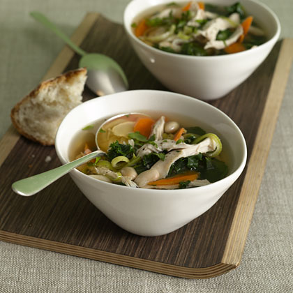 chicken-bean-soup
