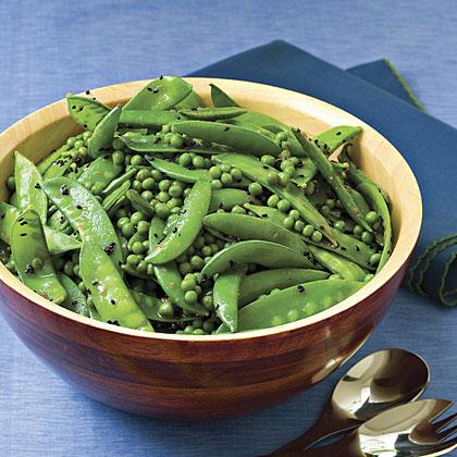 Sugar Snap-Snow Pea Salad