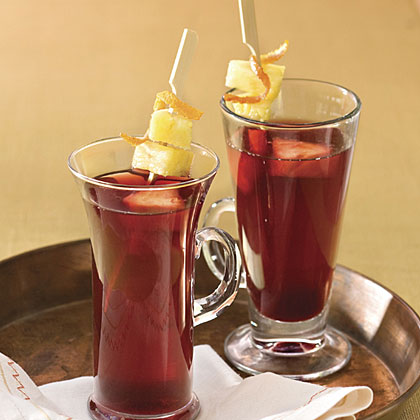 Spiced Pomegranate Sipper Recipe