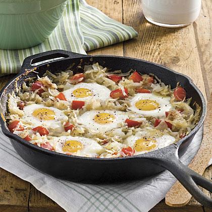 Sunny Skillet Breakfast