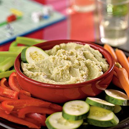 Lima Bean Dip (Salsa di Fagioli)Recipe