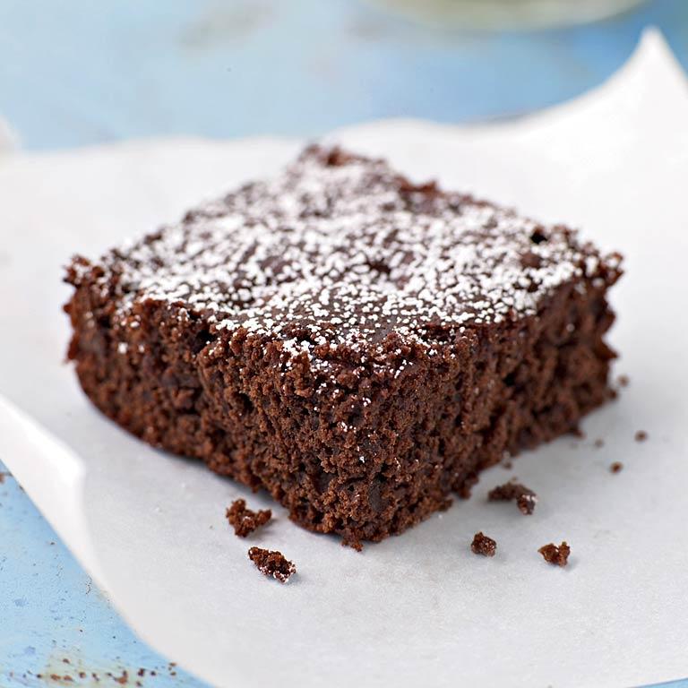 Dark Chocolate and Cherry Brownies Recipe | MyRecipes