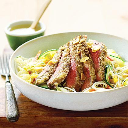 Vietnamese-style Steak Salad Recipe