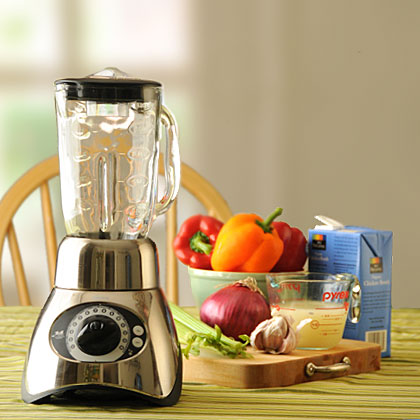 7 Ways With a Blender