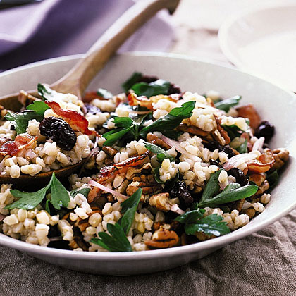 Wheat Berry Salad with Bacon Recipe