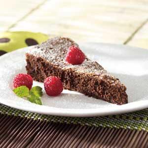Chocolate Mousse Cake RecipeRecipe