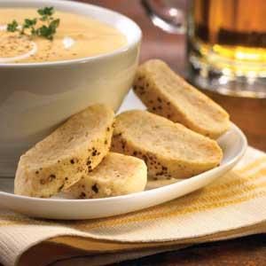 Beer Cheese Soup RecipeRecipe