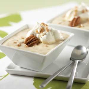 Butter Brickle Pudding Recipe