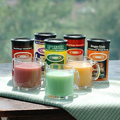 Team-Spirit Hot Chocolate