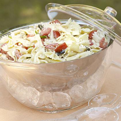 Salad on Ice